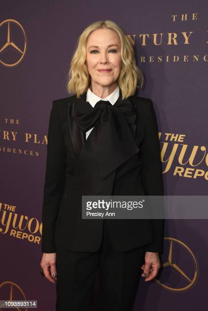 Catherine O'Hara attends The Hollywood Reporter's 7th Annual Nominees Night presented by MercedesBenz Century Plaza Residences and Heineken USA at...