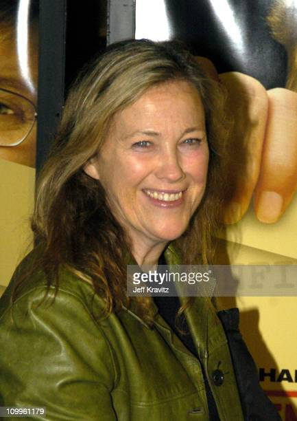 Catherine O'Hara during Fahrenheit 9/11 Late Show Screening at Music Hall Theater in Los Angeles California United States