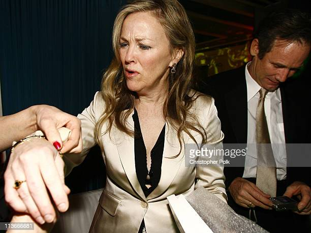 Catherine O'Hara during Lexus Hosts - 12th Annual Critics' Choice Awards - After Party at Viceroy Hotel in Santa Monica, California, United States.