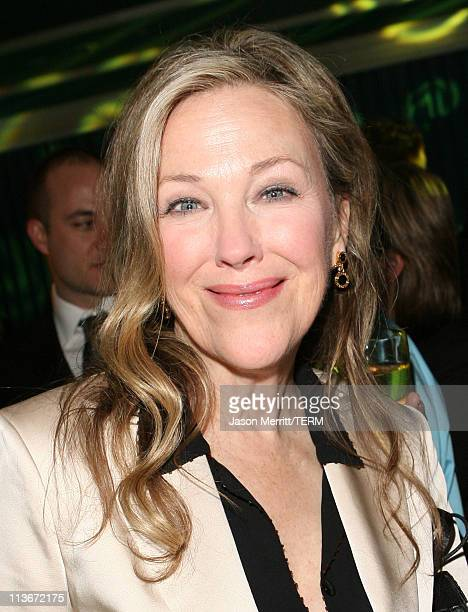 Catherine O'Hara during Lexus Hosts 12th Annual Critics' Choice Awards After Party at Viceroy Hotel in Santa Monica California United States