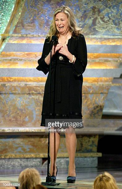 Catherine O'Hara during The 19th Annual American Cinematheque Award Honoring Steve Martin Inside and Show at The Beverly Hilton Hotel in Beverly...