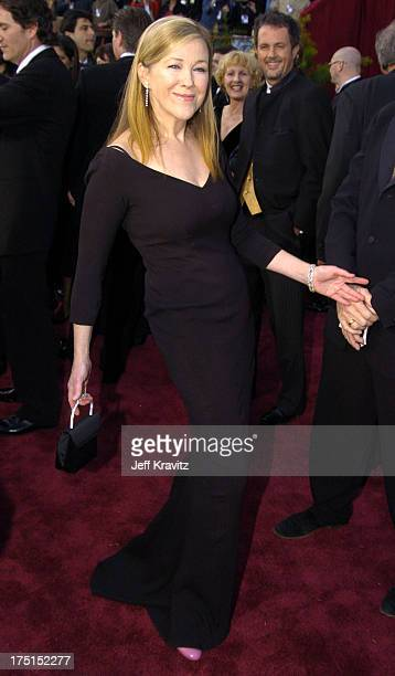 Catherine O'Hara during The 76th Annual Academy Awards Arrivals by Jeff Kravitz at Kodak Theatre in Hollywood California United States
