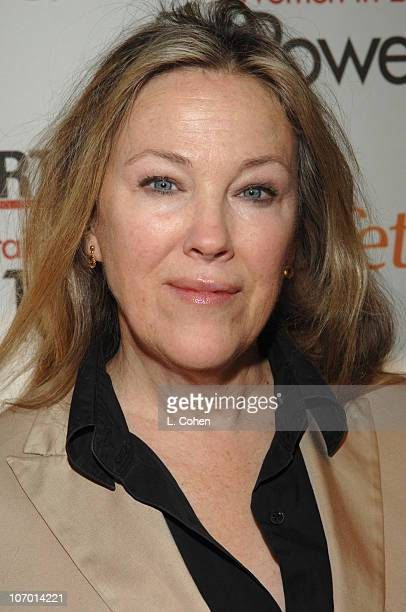 Catherine O'Hara during The Hollywood Reporter's 15th Annual Women in Entertainment Breakfast Sponsored by Lifetime Television Red Carpet at Beverly...