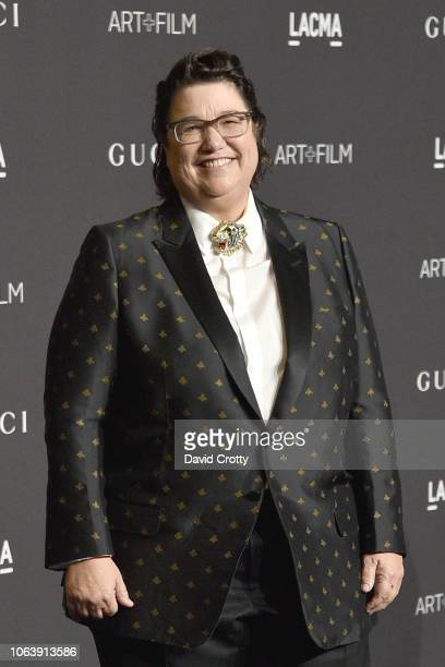 Catherine Opie attends LACMA Art Film Gala 2018 at Los Angeles County Museum of Art on November 3 2018 in Los Angeles CA