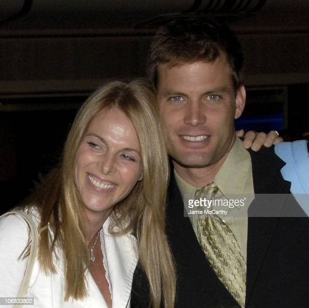 Catherine Oxenberg and Casper Van Dien during Swiffer Wetjet Presents the Cinderella DVD Release and Royal Ball After Party at The Waldorf Astoria in...