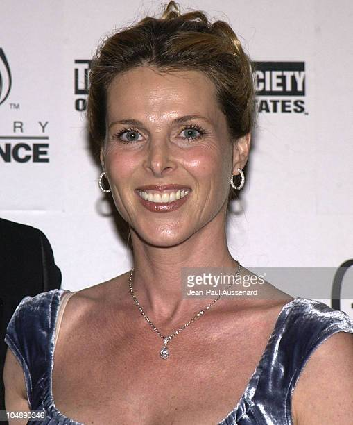 Catherine Oxenberg during The 17th Annual Genesis Awards Pressroom at The Beverly Hilton in Beverly Hills California United States