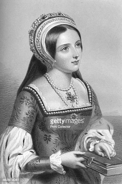 Catherine Parr the sixth wife of King Henry VIII 1851 From Biographical Sketches of the Queens of Great Britain from the Norman Conquest to the Reign...