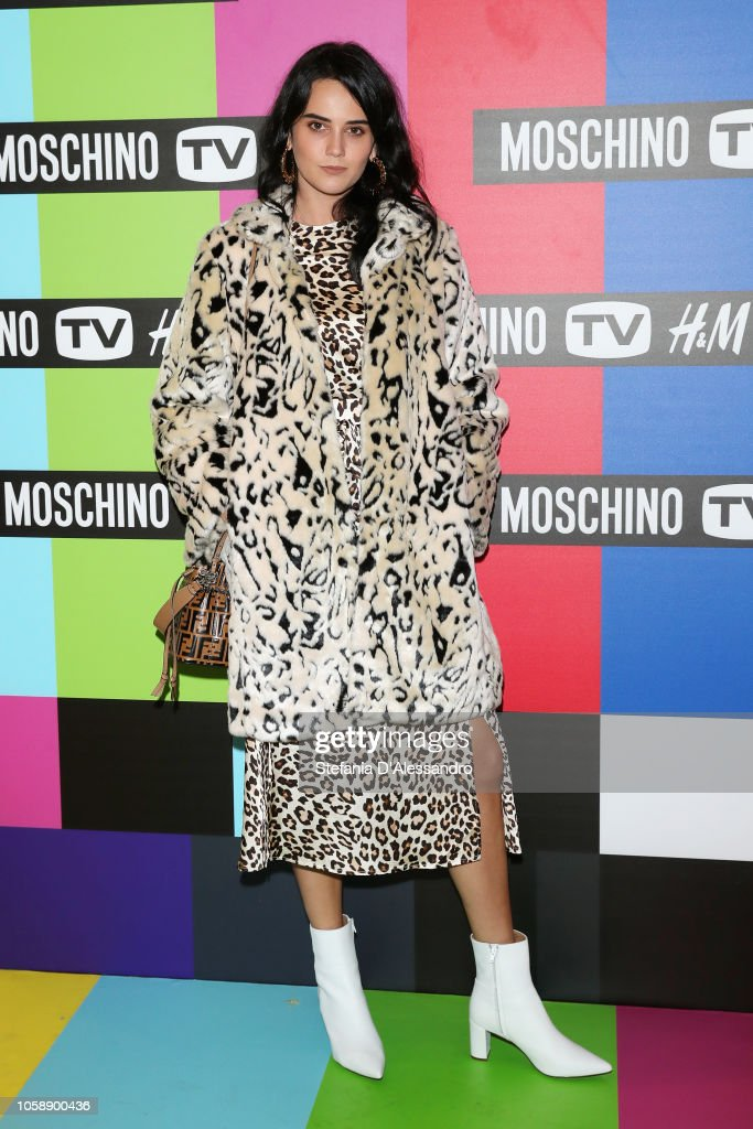 Moschino x H&M Photocall In Milan : News Photo
