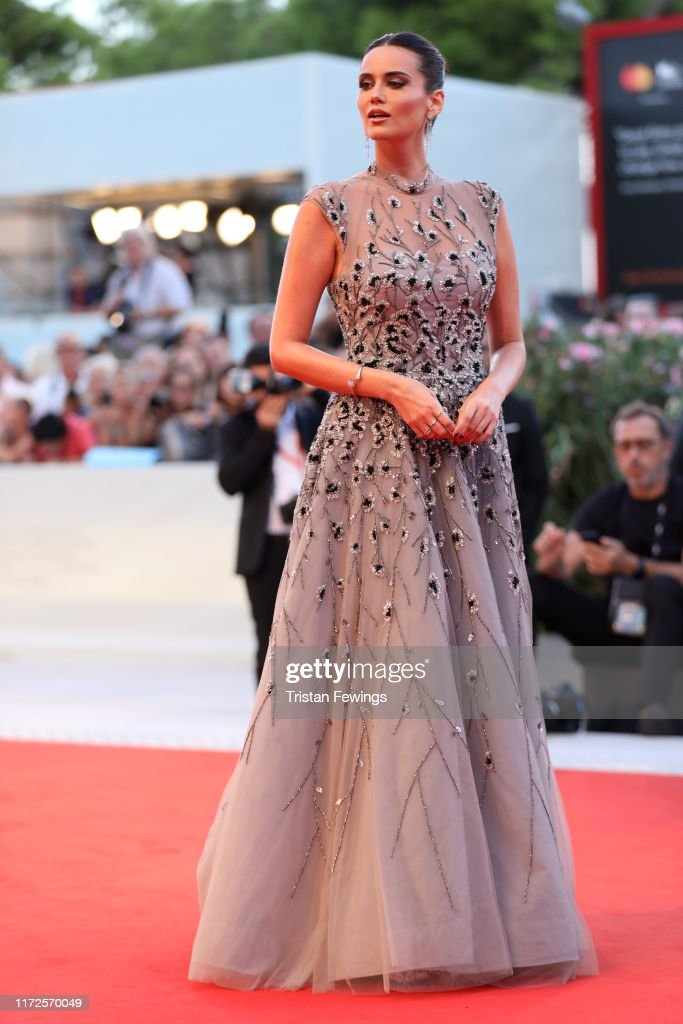 """Gloria Mundi"" Red Carpet Arrivals - The 76th Venice Film Festival : Photo d'actualité"