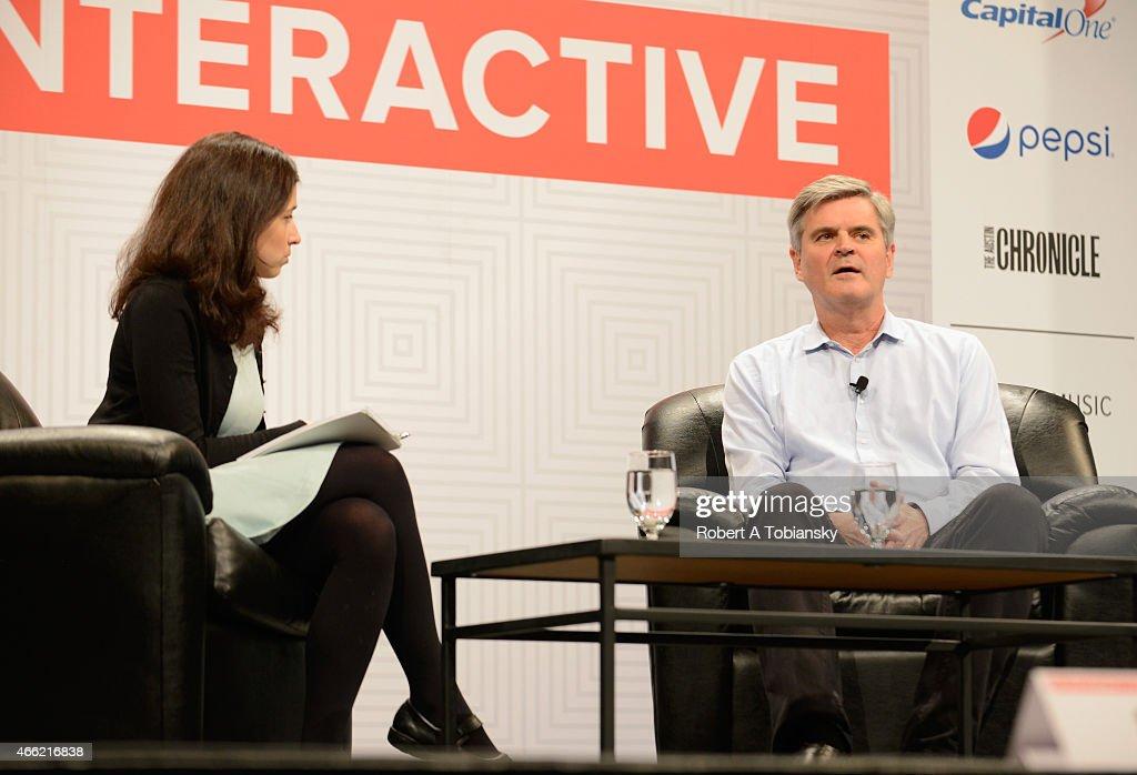 Pardon The Disruption: Steve Case On Entrepreneurs - 2015 SXSW Music, Film + Interactive Festival