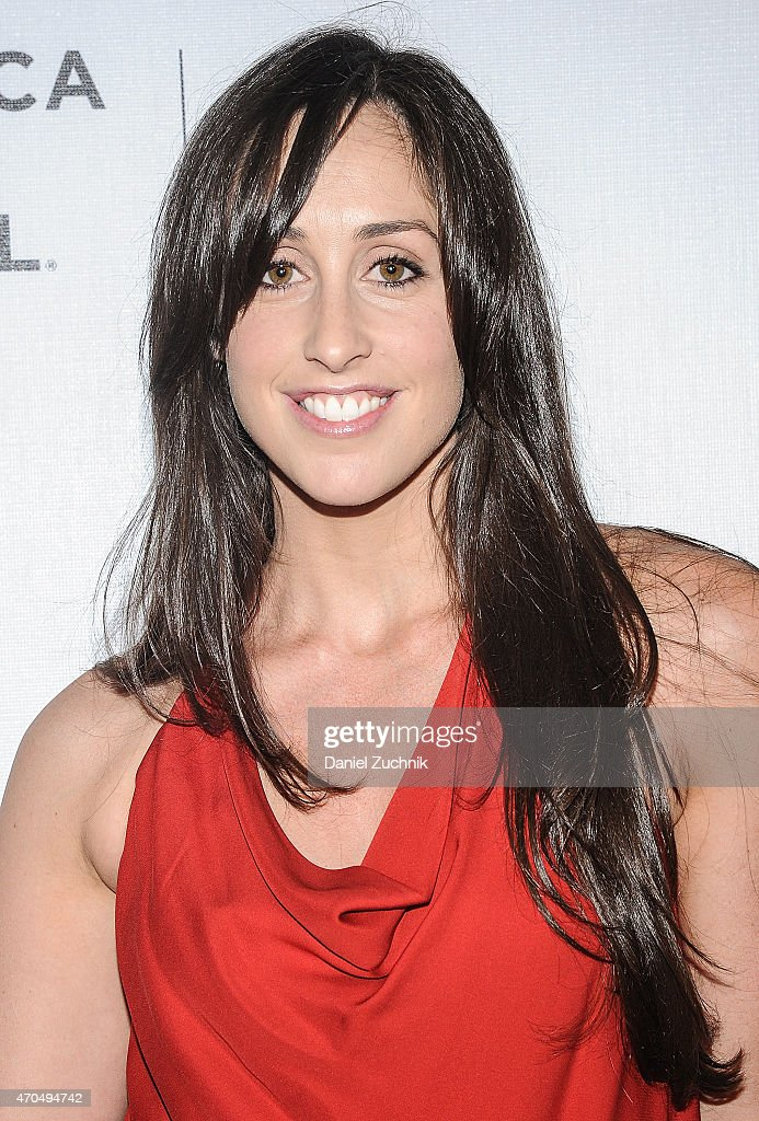 Catherine Reitman attends the 2015 Tribeca Film Festival - World Premiere Narrative: 'Slow Learners' at Regal Battery Park 11 on April 20, 2015 in New York City.