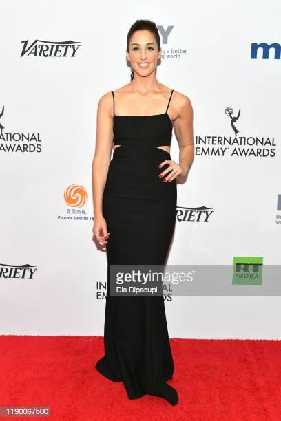 Catherine Reitman attends the 2019 International Emmy Awards Gala on November 25, 2019 in New York City.