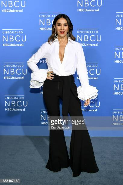 Catherine Siachoque attends the 2017 NBCUniversal Upfront at Radio City Music Hall on May 15, 2017 in New York City.