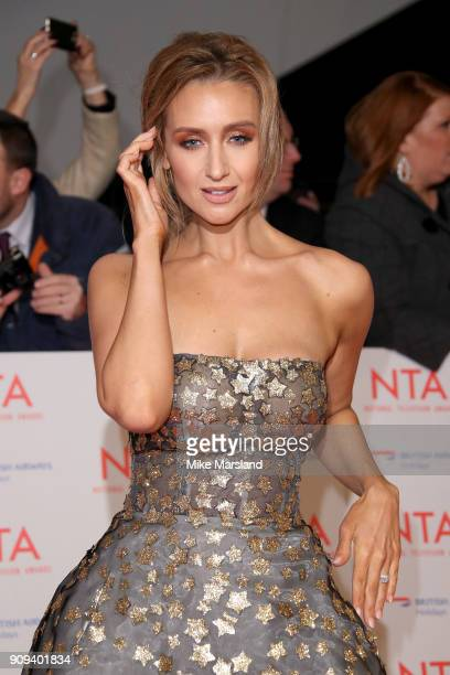 Catherine Tyldesley attends the National Television Awards 2018 at The O2 Arena on January 23 2018 in London England