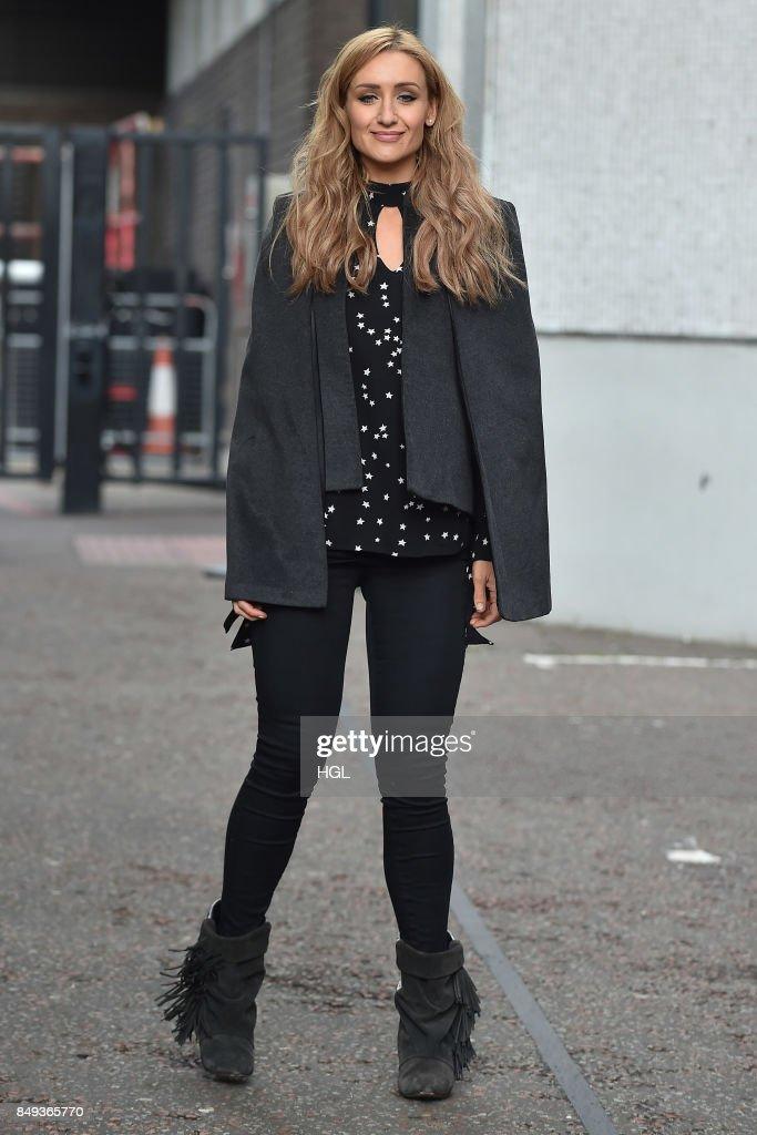 London Celebrity Sightings -  September 19, 2017
