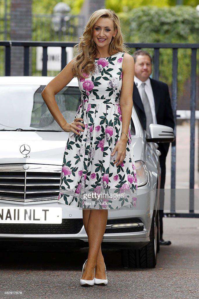 London Celebrity Sightings  - July 30, 2014