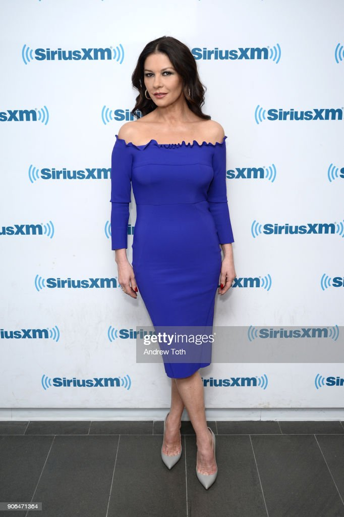 Celebrities Visit SiriusXM - January 18, 2018