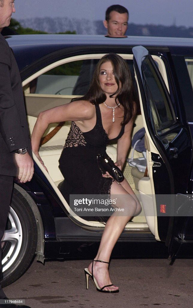 Catherine Zeta-Jones during Laureus World Sports Awards Dinner and Silent Auction - Arrivals at Monte Carlo Sporting Club in Monte Carlo, Monaco.