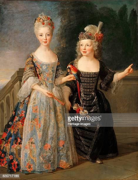 CatherineEléonoreEugènie de Béthisy future Princess of Montauban and her brother Eugène de Béthisy future Marquis de Mézièr Found in the collection...