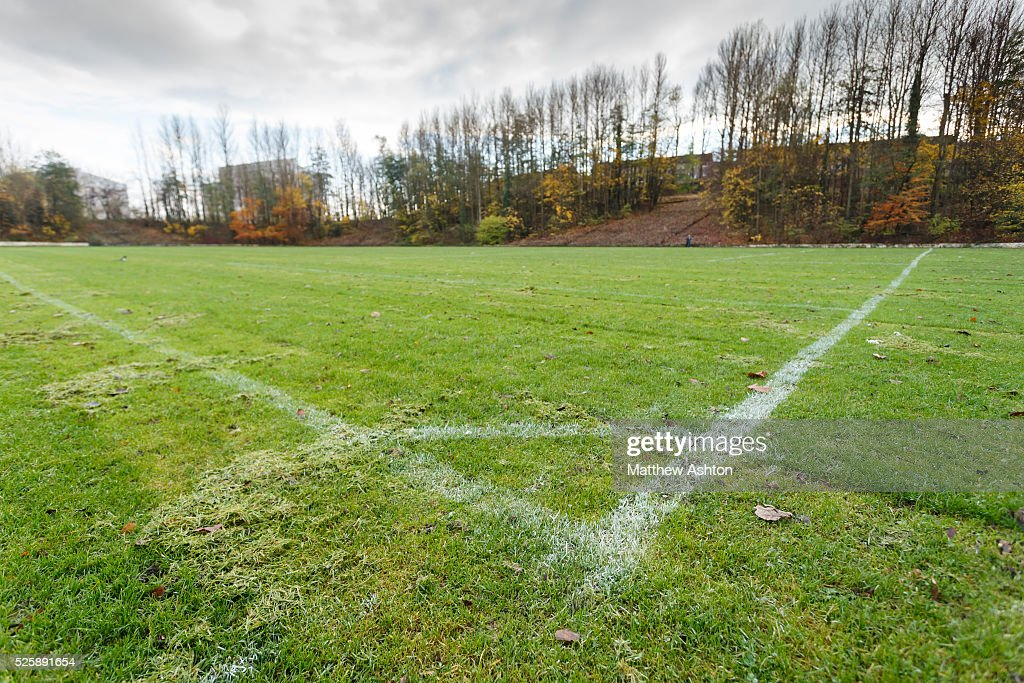 SOCCER : Cathkin Park former home of Third Lanark, Glasgow, Scotland : News Photo