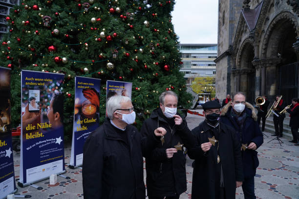 DEU: Christians Look To A Different Christmas During The Pandemic