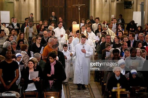 Catholic celebration