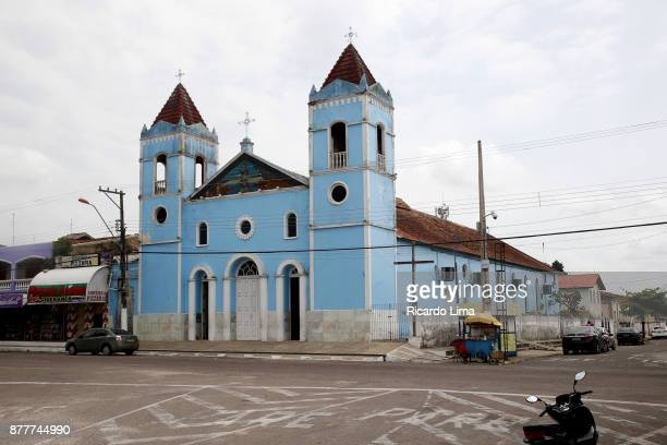 Catholic Church In Mosqueiro Island