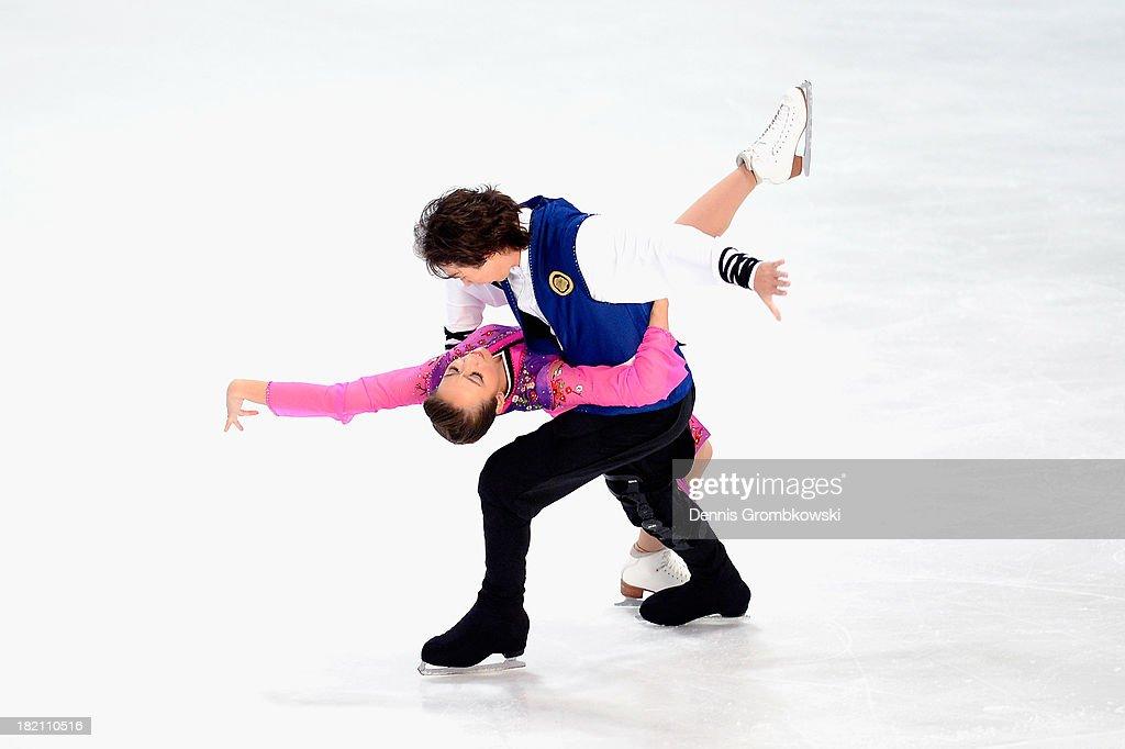 ISU Nebelhorn Trophy - Day 3 : Nachrichtenfoto