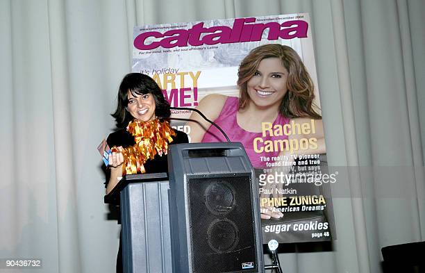 Cathy Areu publisher of Catalina Magazine
