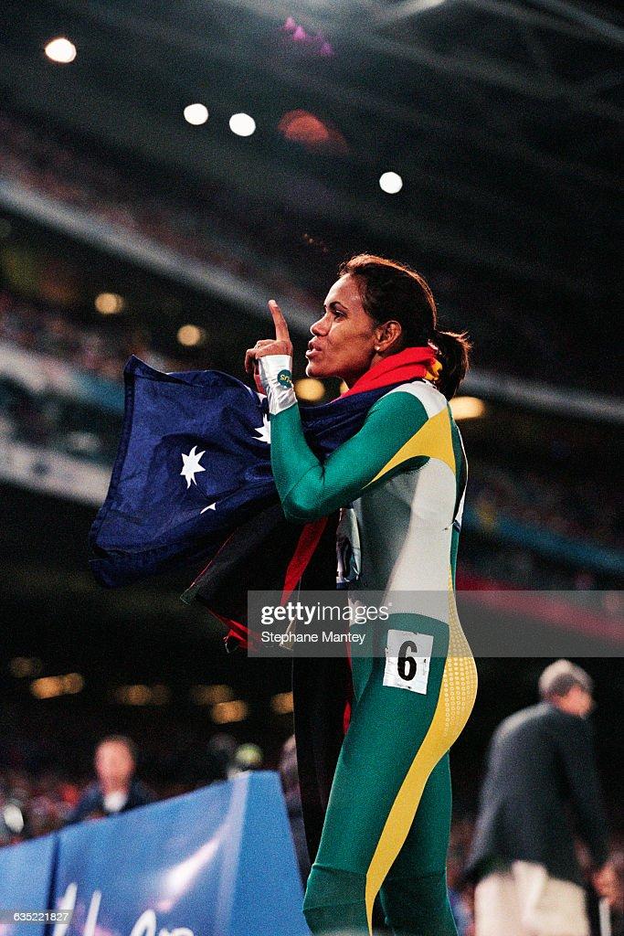 Athletics - Cathy Freeman : News Photo