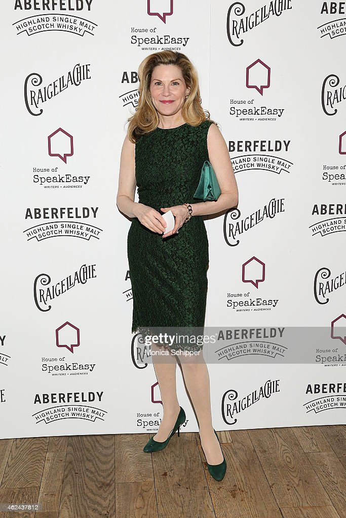Cathy Graham, board member of House of SpeakEasy, attends the 2015 House Of SpeakEasy Gala at City Winery on January 28, 2015 in New York City.