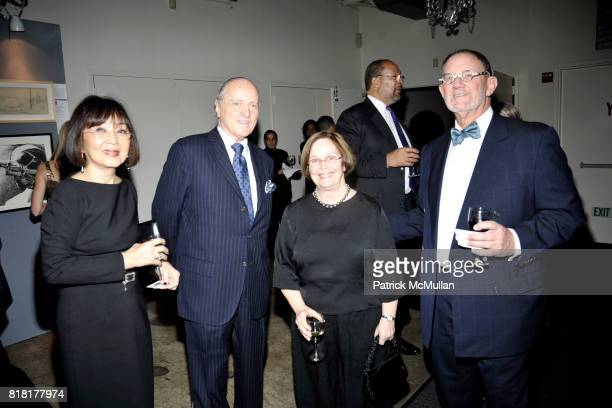 Cathy Hardwick Mario Buatta Laura Parsons and Barry Briskin attend Advocates for the Arts a Benefit Evening for the AMERICAN FOLK ART MUSEUM at...