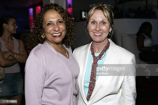 Cathy Hughes and Mary Catherine Sneed