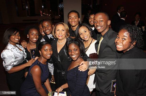Cathy Hughes attends the 2010 National Action Network Triumph Awards at Frederick P Rose Hall Jazz at Lincoln Center on November 15 2010 in New York...