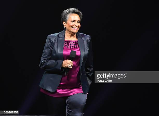 Cathy Hughes Founder and Chairperson Urban One Inc onstage during 2018 Urban One Honors at The Anthem on December 9 2018 in Washington DC