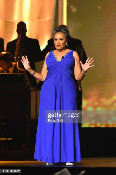 Cathy Hughes onstage during 2019 Urban One Honors at MGM National Harbor on December 05 2019 in Oxon Hill Maryland