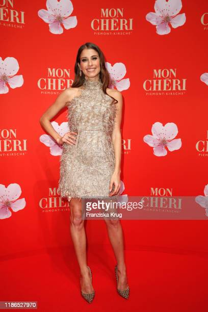 Cathy Hummels during the Mon Cheri Barbara Tag at Isarpost on December 4 2019 in Munich Germany