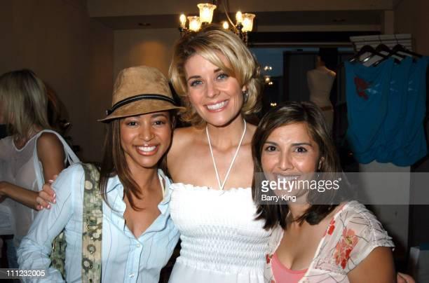 Cathy Jeneen Doe, McKenzie Westmore and Rachel Campos