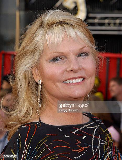 Cathy Lee Crosby during ABC's 50th Anniversary Celebration at The Pantages Theater in Hollywood California United States