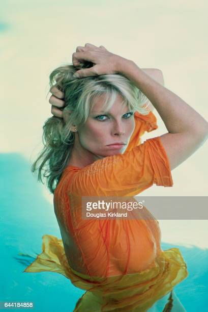 Cathy Lee Crosby in Wet Shirt