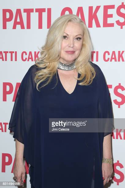 Cathy Moriarty attends the New York premiere of Patti Cake$ at Metrograph on August 14 2017 in New York City