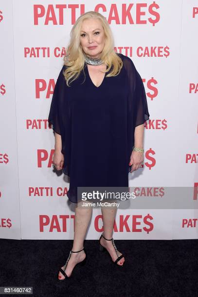 Cathy Moriarty attends the Patti Cake$ New York Premiere at The Metrograph on August 14 2017 in New York City