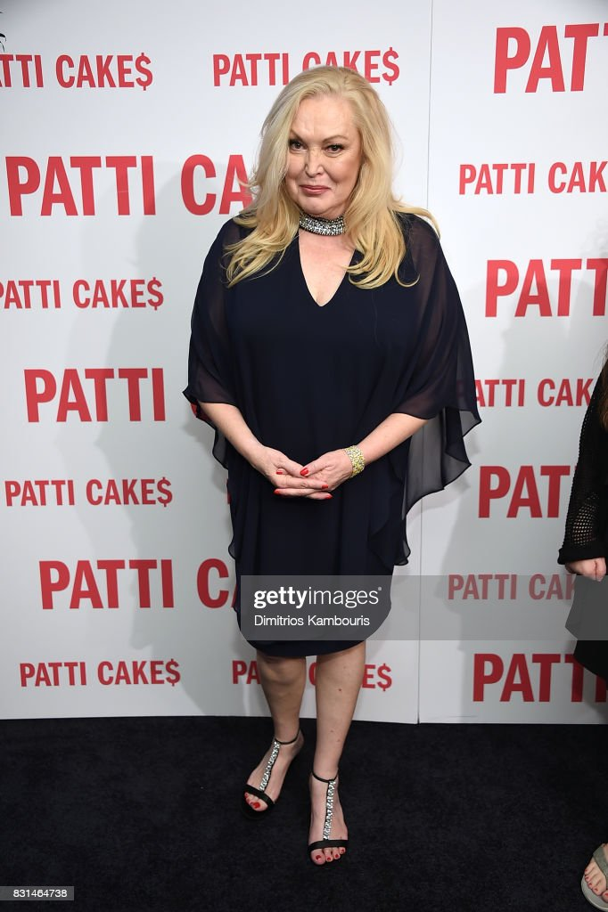 Cathy Moriarty attends the 'Patti Cake$' New York Premiere at The Metrograph on August 14, 2017 in New York City.