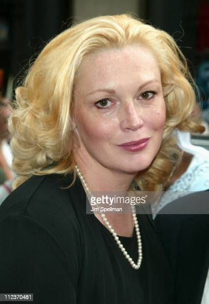 Cathy Moriarty during City By The Sea Premiere New York at Union Square Theatre in New York City New York United States