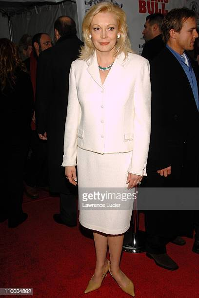 Cathy Moriarty during Raging Bull 25th Anniversary and Collector's Edition DVD Release Celebration at Ziegfeld Theatre in New York City New York...