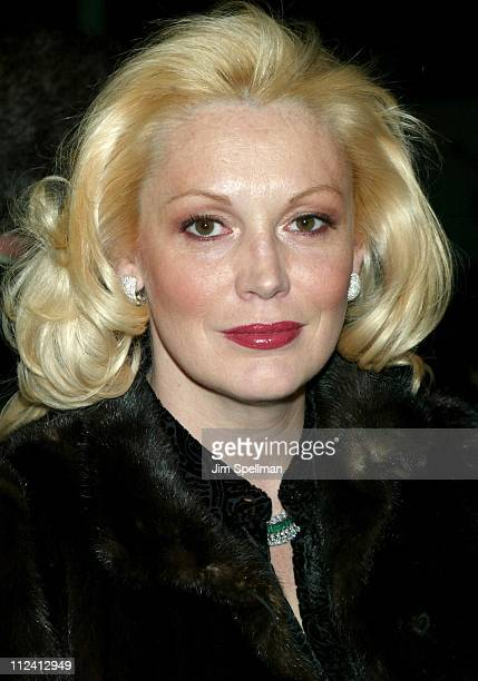 Cathy MoriartyGentile during Analyze That World Premiere Arrivals at The Ziegfeld Theatre in New York City New York United States