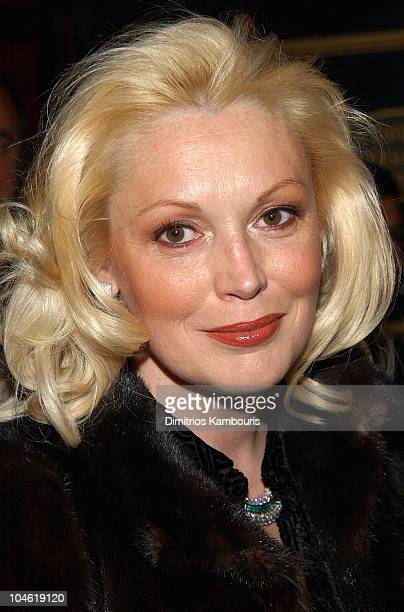 Cathy MoriartyGentile during Analyze That World Premiere Inside Arrivals at Ziegfeld Theatre in New York City New York United States