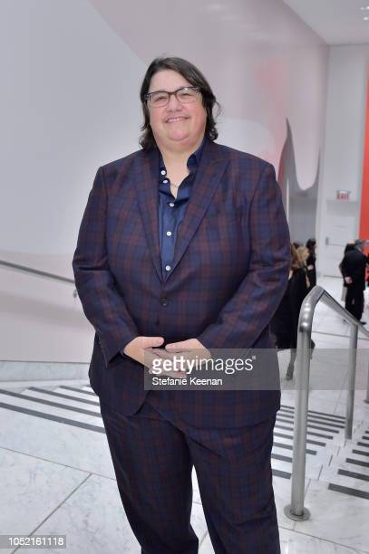 Cathy Opie attends the Hammer Museum 16th Annual Gala in the Garden with generous support from South Coast Plaza at the Hammer Museum on October 14...