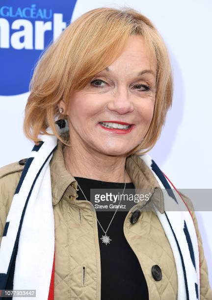 Cathy Rigby arrives at the 6th Annual Gold Meets Golden at The House on Sunset on January 5 2019 in Beverly Hills California