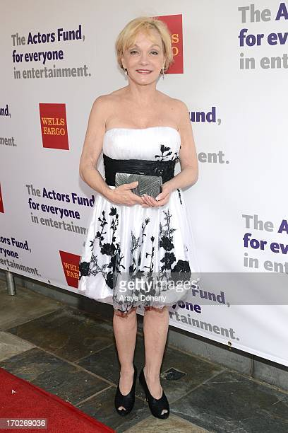 Cathy Rigby arrives at The Actors Fund 17th Annual Tony Awards Viewing Party held at Taglyan Cultural Complex on June 9 2013 in Hollywood California